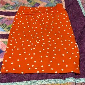 Lularoe Cassie skirt medium